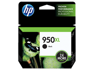 HP Ink cartridge XL sort
