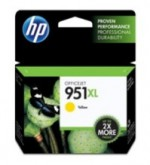 HP Ink cartridge XL yellow