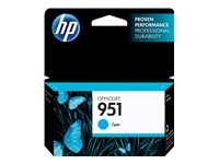HP Ink cartridge cyan