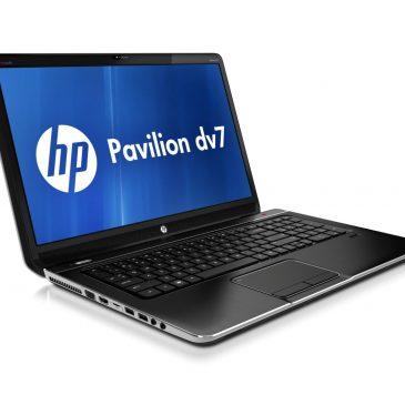 Tilbud: 17″ HP Pavilion dv7
