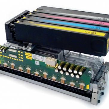 Ny HP printer teknologi