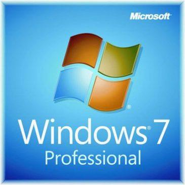 Windows 7 lifecycle