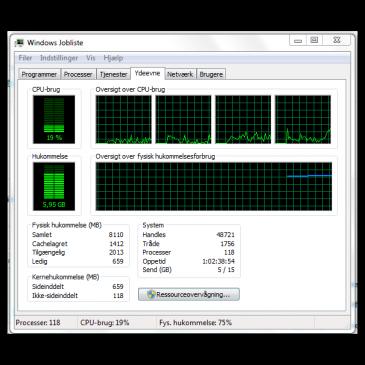 Langsom PC – hvorfor?