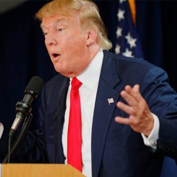 Trump og databehandling i skyen