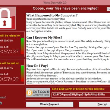WannaCry, hackere og misinformation