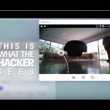 Robotstøvsuger overtaget af hackere