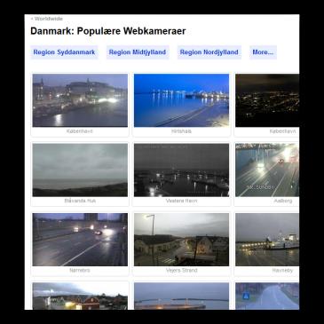 Offentlige webkameraer