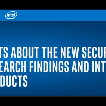 CPU sikkerhedsproblem: Meltdown og Spectre