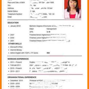 Jobansøgninger – pas på