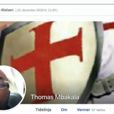 Falske facebookprofiler