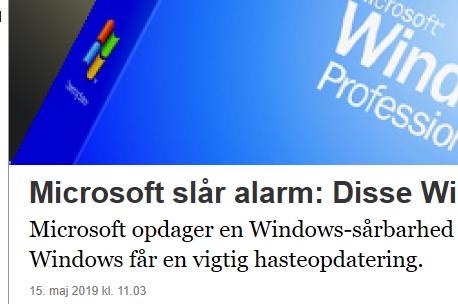 Microsoft advarer om ny mareridtsvirus