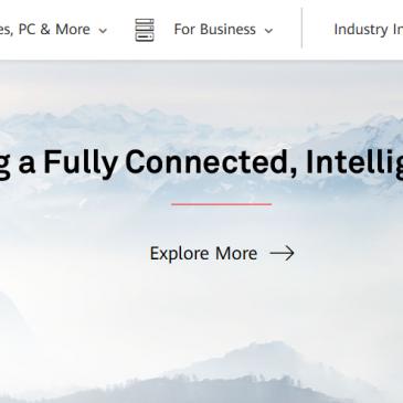 Hva' er det der med Huawei?