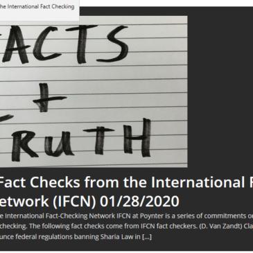 Fakta og nyhedstjek