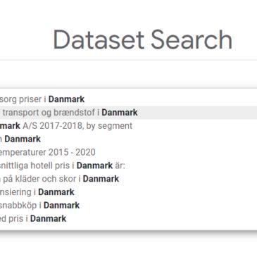 Ny Google søgeportal