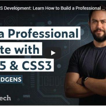Hjemmesider med HTML5 og CSS3