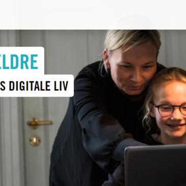 Hjælp for børn og unge til det digitale liv