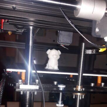 I gang med 3D print